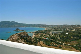 location panorama studios kefalos sea view